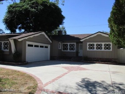 Woodland Hills Rental For Rent: 5921 Fallbrook Avenue