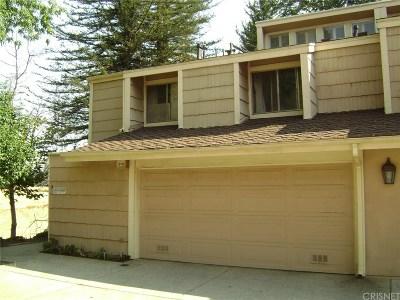 Northridge Condo/Townhouse For Sale: 18175 Andrea Circle North #1