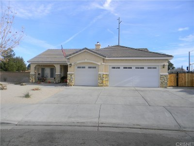 Lancaster Single Family Home For Sale: 42816 Fairlee Drive