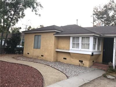 Tarzana Single Family Home For Sale: 6301 Canby Avenue