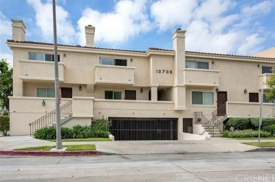 Toluca Lake Rental For Rent: 10700 Bloomfield Street #5