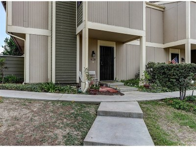 Canyon Country Condo/Townhouse For Sale: 27064 Crossglade Avenue #1