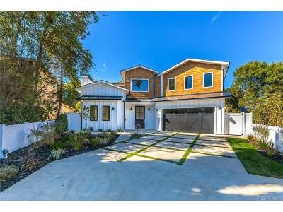 Encino Single Family Home For Sale: 4957 Edgerton Avenue