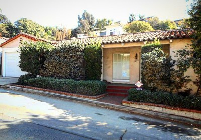 Los Angeles Single Family Home For Sale: 3008 Scotland Street