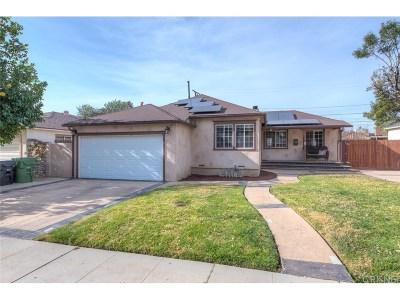 Northridge Single Family Home For Sale: 8939 Eames Avenue