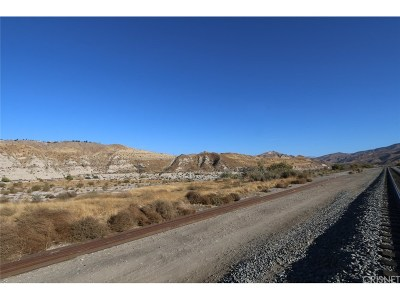 Canyon Country Residential Lots & Land For Sale: Vac/Soledad Canyon Rd/Vic Ston