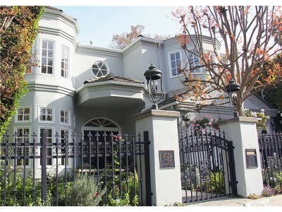 Single Family Home For Sale: 4024 Stone Canyon Avenue