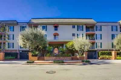 Pasadena Condo/Townhouse For Sale: 339 South Catalina Avenue #125