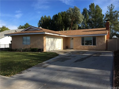 Los Angeles County Single Family Home For Sale: 27508 Elder View Drive