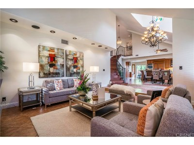 Agoura Hills Single Family Home For Sale: 30025 Quail Run Drive