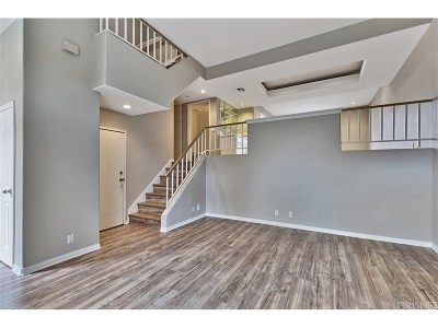 Calabasas Condo/Townhouse For Sale: 5340 Las Virgenes Road #18