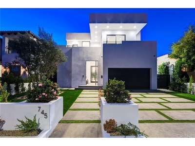 Los Angeles County Single Family Home For Sale: 745 North Vista Street