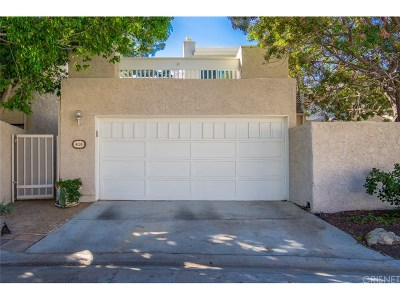 Thousand Oaks Condo/Townhouse For Sale: 610 Tree Top Lane