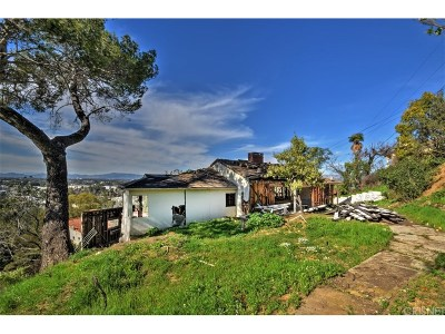 Single Family Home For Sale: 3779 Berry Drive