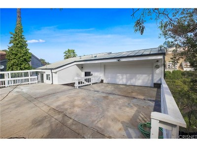 Studio City Single Family Home For Sale: 3454 Coldwater Canyon Avenue