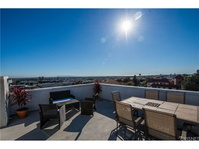 Los Angeles County Condo/Townhouse For Sale: 1271 Stoner Avenue #409