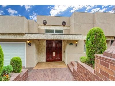Glendale Single Family Home For Sale: 2820 Kennington Drive