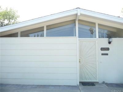 Woodland Hills Rental For Rent: 6151 Jumilla Avenue