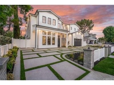 Encino Single Family Home For Sale: 5134 Gaynor Avenue