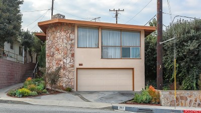 Los Angeles County Single Family Home For Sale: 3847 Lenawee Avenue