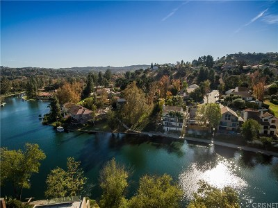 Calabasas Single Family Home For Sale: 4609 Park Mirasol