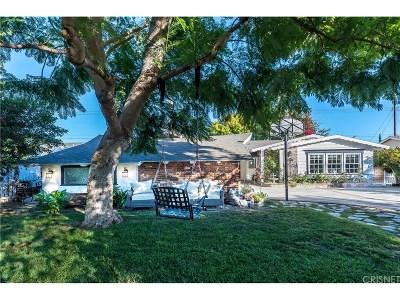 Northridge Single Family Home For Sale: 8534 Tunney Avenue