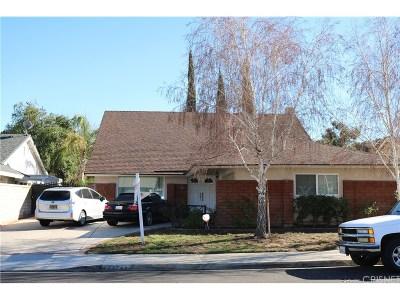 Valencia Single Family Home For Sale: 23788 Via Irana