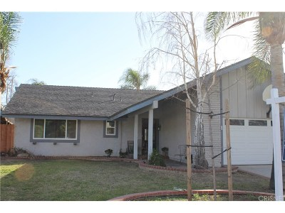 Simi Valley Single Family Home For Sale: 3718 Stanton Court