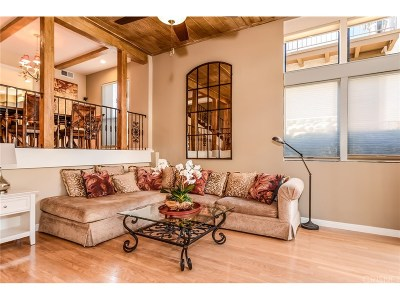 Calabasas Condo/Townhouse For Sale: 23481 Park Sorrento