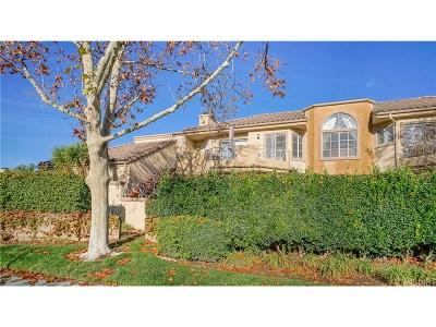 Valencia Condo/Townhouse For Sale: 23605 Del Monte Drive #257