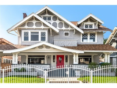Single Family Home For Sale: 1271 3rd Avenue
