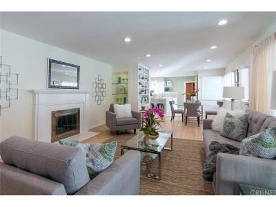 Tarzana Single Family Home For Sale: 4845 Topeka Drive