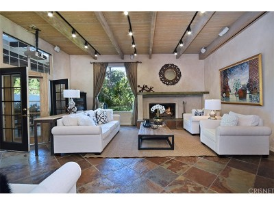 Studio City Single Family Home For Sale: 13019 Bloomfield Street