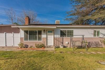 Sunland Single Family Home For Sale: 11029 Leolang Avenue