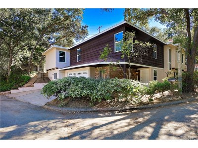 Woodland Hills Single Family Home For Sale: 4278 Rosario Road