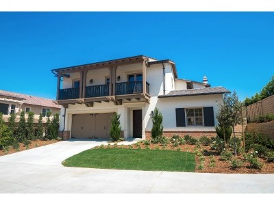 Thousand Oaks Single Family Home For Sale: 122 Mayflower Street