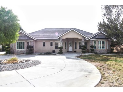 Lancaster Single Family Home For Sale: 43649 25th Street West
