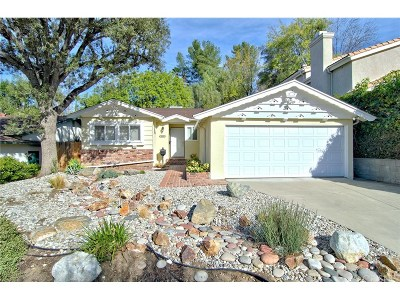 Woodland Hills Single Family Home For Sale: 21803 Dumetz Road