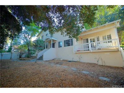 Woodland Hills Single Family Home For Sale: 4560 Ensenada Drive
