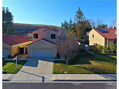 Moorpark Single Family Home For Sale: 7227 Pecan Avenue