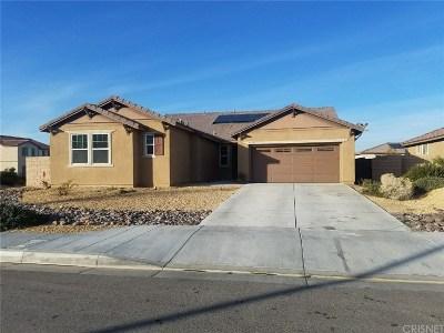 Lancaster Single Family Home For Sale: 7059 West Avenue L6