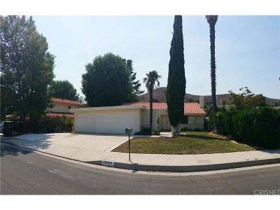Westlake Village Single Family Home For Sale: 30821 Overfall Drive