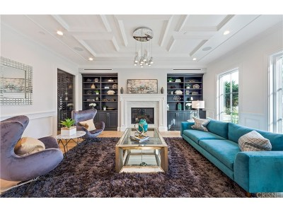 Tarzana Single Family Home For Sale: 5201 Veloz Avenue
