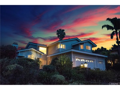 Simi Valley CA Single Family Home For Sale: $875,000
