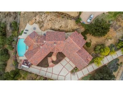 Westlake Village Single Family Home For Sale: 31673 Foxfield Drive