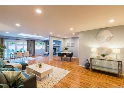 Woodland Hills Single Family Home For Sale: 6279 Jackie Avenue