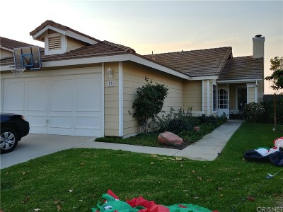 Camarillo Single Family Home For Sale: 131 Camino Leon