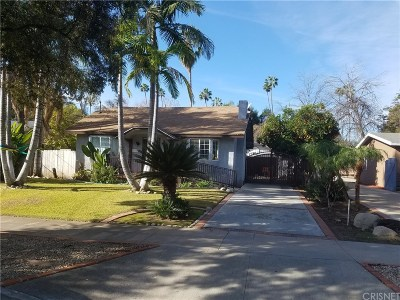 Pasadena Single Family Home For Sale: 1875 North Garfield Avenue