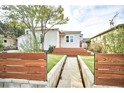 Santa Monica Single Family Home For Sale: 2906 11th Street
