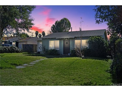 Canoga Park Single Family Home For Sale: 22030 Wyandotte Street
